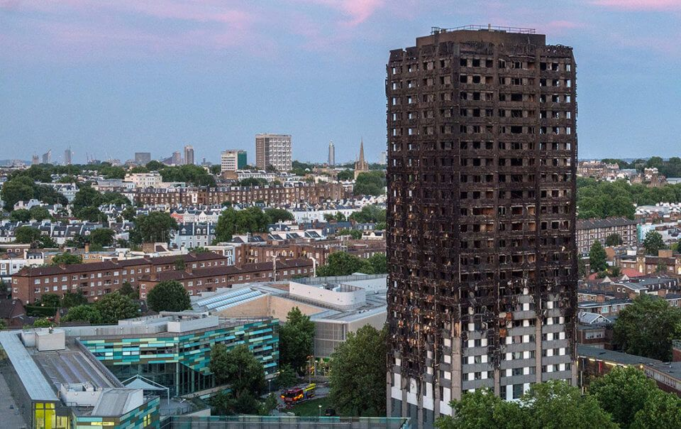 How to design and build Fireproof Buildings in London and in the UK
