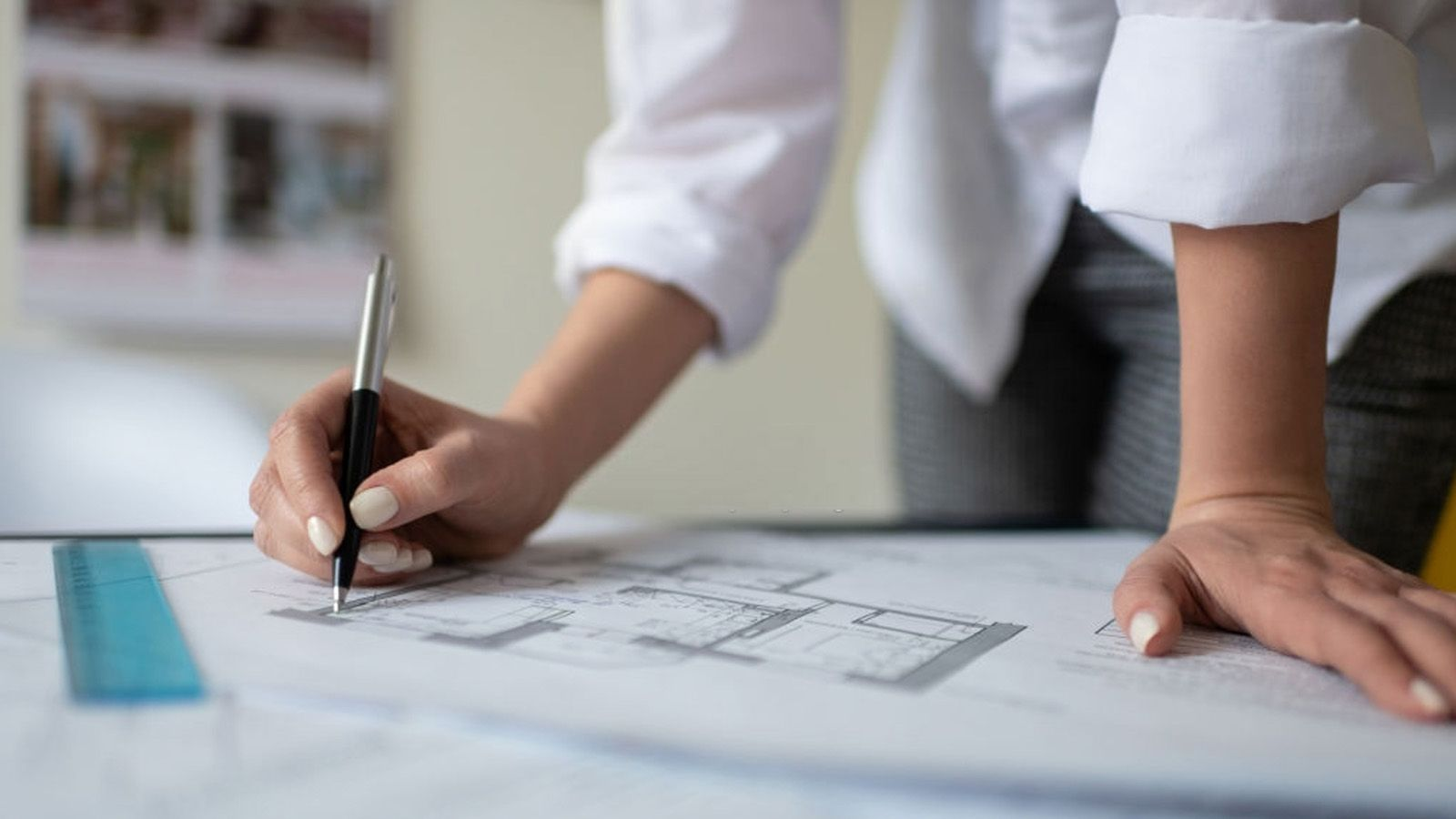 Informal pre-application discussion before submitting a planning application