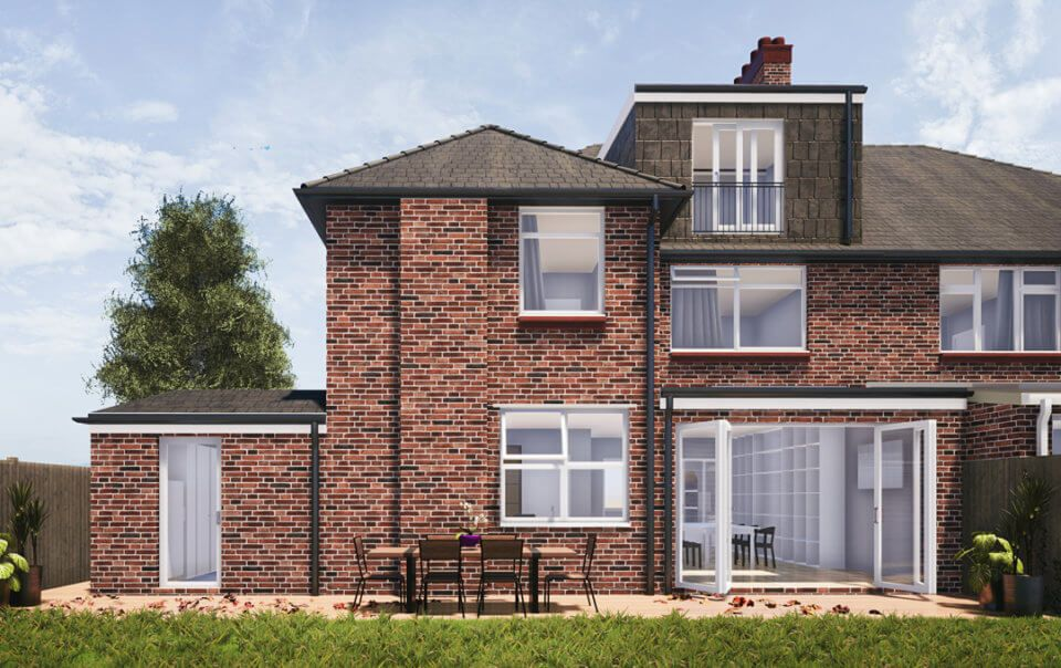 Getting Planning Permission for Side Extensions on Semi-Detached Houses