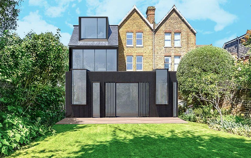 Wraparound Extension London
